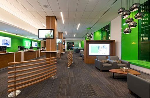 Image of TD Bank Flagship Branch