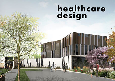 Image of ROCK Featured in Healthcare Architecture and Design Magazine