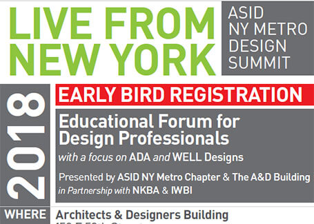 Image of Tania Bortolotto Speaking at ASID NY Metro Design Summit