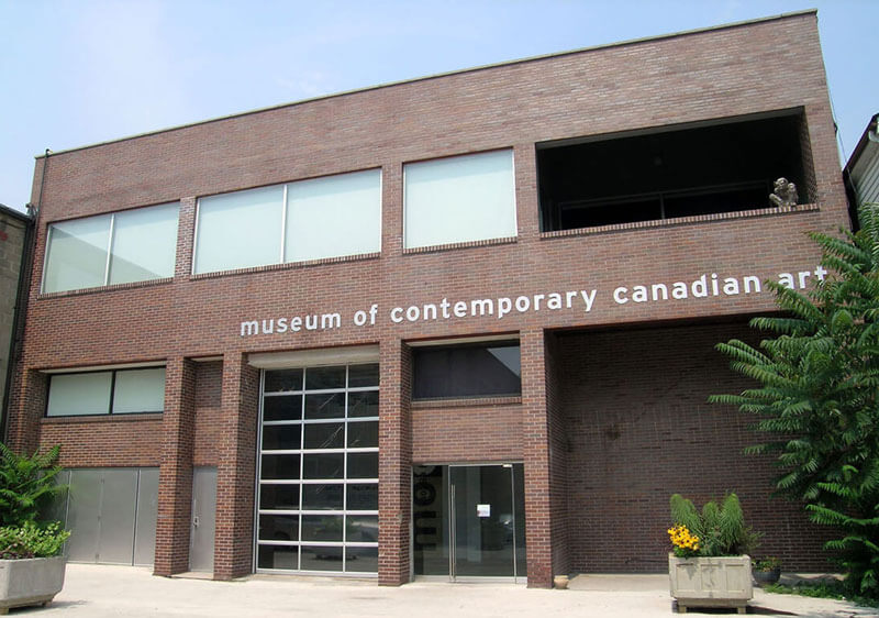 Top image Museum of Contemporary Art (MOCA)